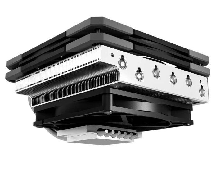 ID-Cooling IS-60 EVO ARGB – niskoprofilowe chłodzenie dla mini-ITX 2