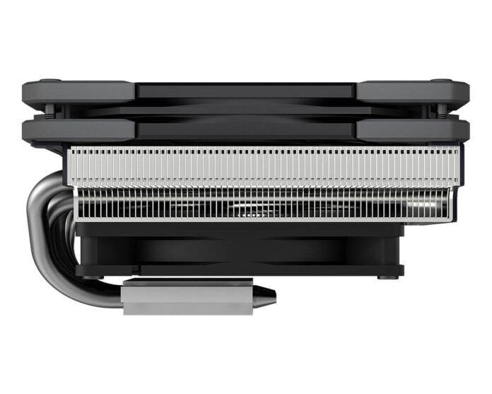 ID-Cooling IS-60 EVO ARGB – niskoprofilowe chłodzenie dla mini-ITX 4