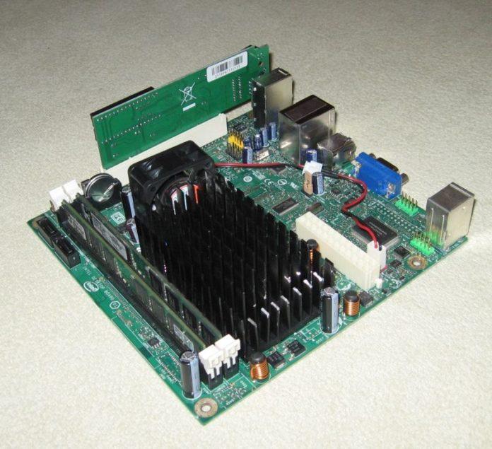 Serwer Intel