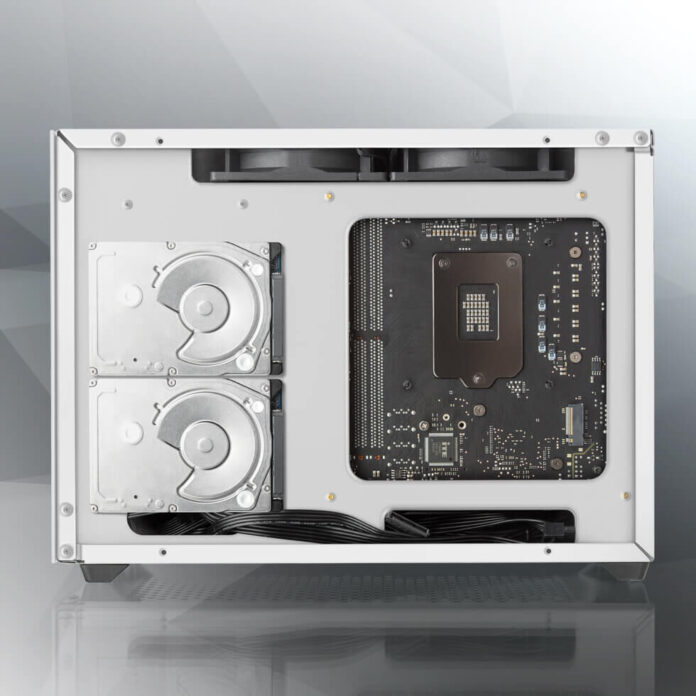 Raijintek Ophion 7L – obudowa mini-ITX z aluminium 1