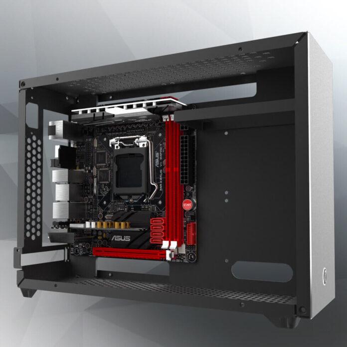 Raijintek Ophion 7L – obudowa mini-ITX z aluminium 3