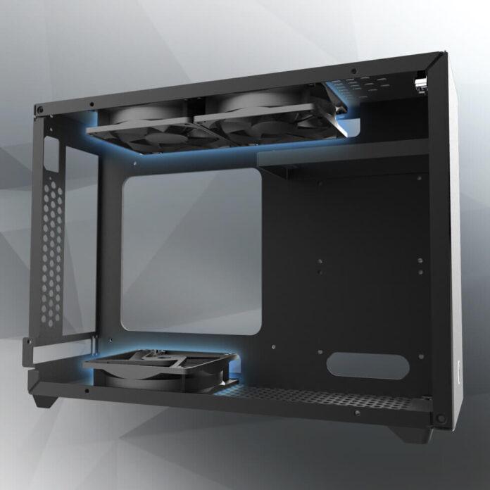 Raijintek Ophion 7L – obudowa mini-ITX z aluminium 4