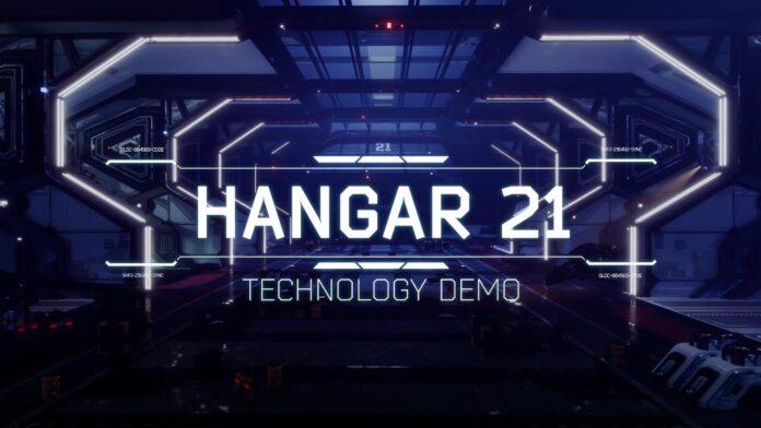 hangar 21 amd