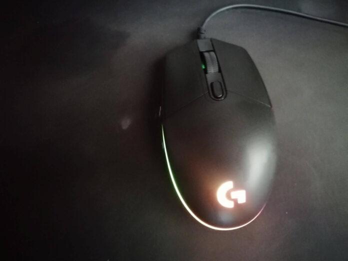 Logitech G102 LIGHTSYNC