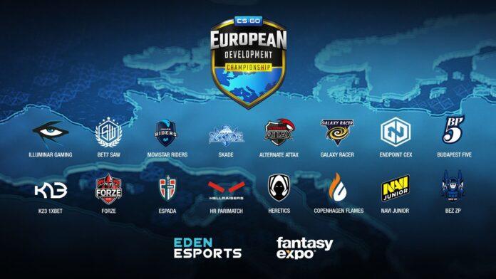 european development championship 1