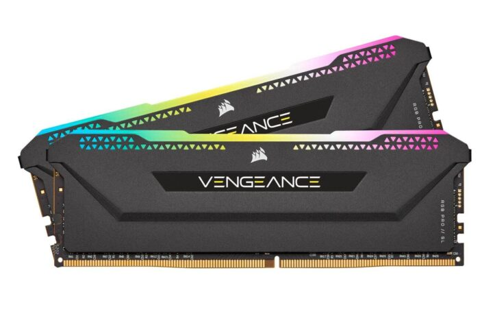 Corsair VENGEANCE RGB PRO SL Black