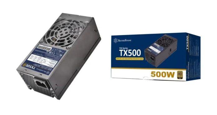 SilverStone TX500 Gold