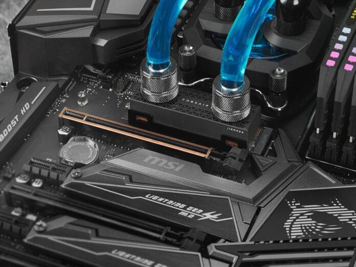 CORSAIR MP600 PRO Hydro X Edition
