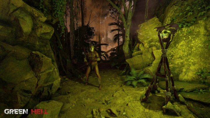 Green Hell - Spirits of Amazonia Part One