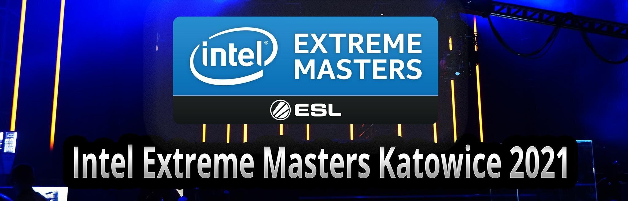 Intel Extreme Masters Katowice 2021