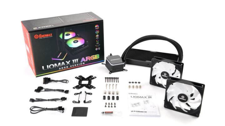 Enermax LIQMAX III 240 ARGB
