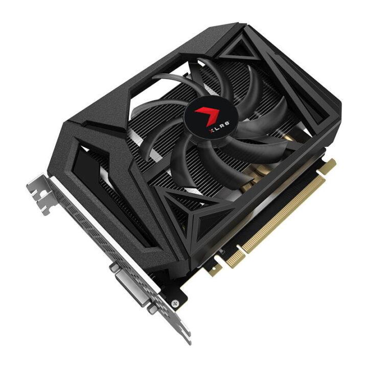 PNY GeForce GTX 1660 XLR8 Gaming Overclocked Single Fa