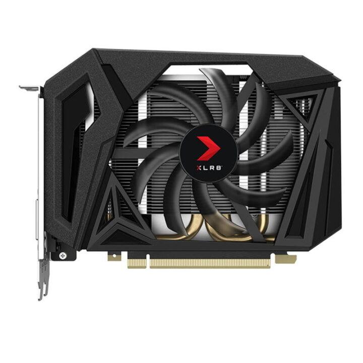 PNY GeForce GTX 1660 Ti XLR8 Gaming Overclocked Single Fan