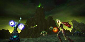 World of Warcraft Burning Crusade Classic