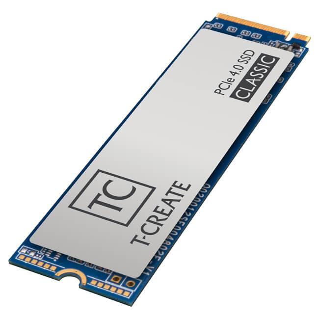 T-CREATE CLASSIC PCIe 4.0 SSD