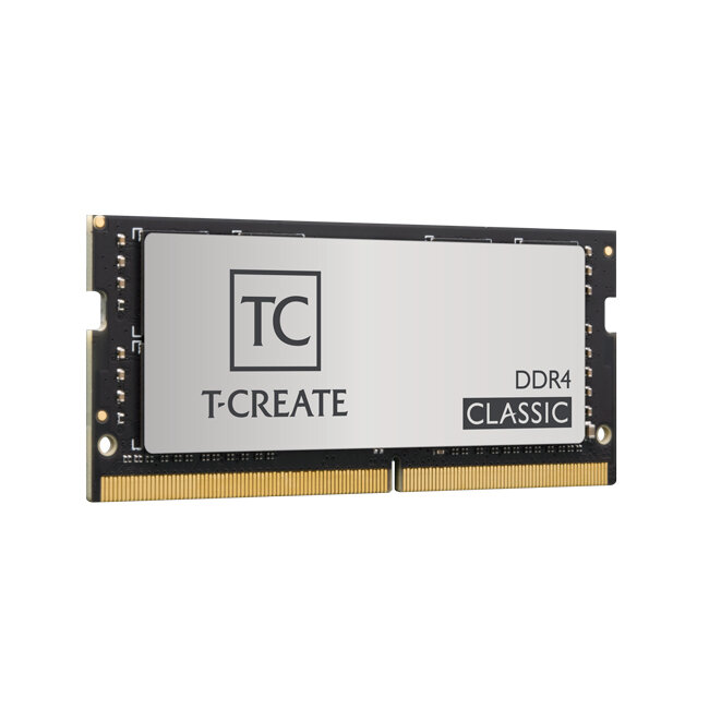 T-CREATE CLASSIC SO-DIMM DDR4 10L