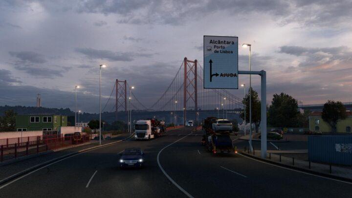 Euro Truck Simulator 2 - Iberia
