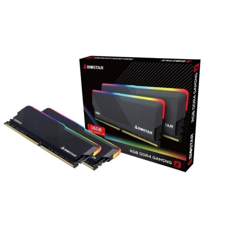 BIOSTAR RGB DDR4 GAMING X