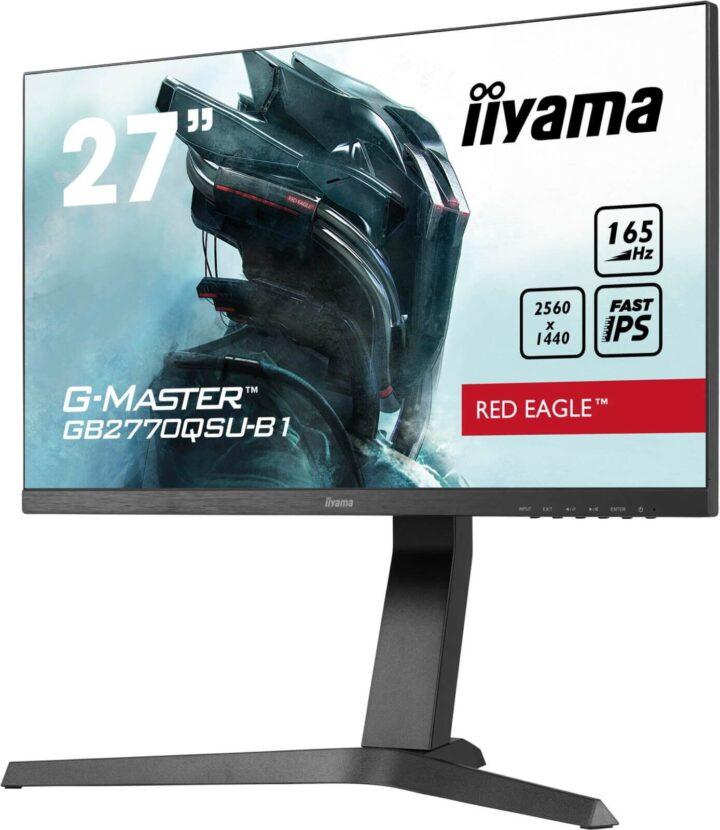 iiyama GB2770QSU Red Eagle