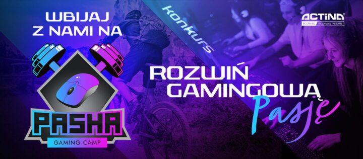 Pasha Gaming Camp