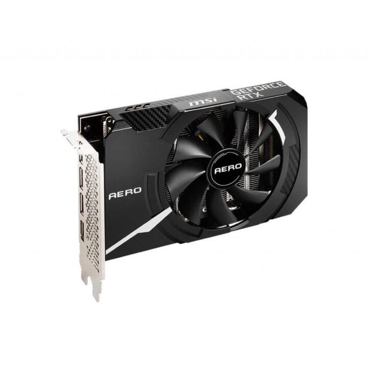 MSI GeForce RTX 3060 Ti AERO ITX 8G OC LHR